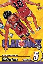 Slam Dunk, Volume 5 by Takehiko Inoue
