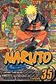 Acheter Naruto volume 35 sur Amazon