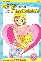 Boys Over Flowers, Volume 35 by Yoko Kamio