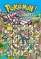 Pokémon: Fun With Mazes & Puzzles by…