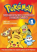 The Complete Pokemon Pocket Guide: Vol. 1 by…