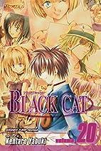 Black Cat, Volume 20 by Kentaro Yabuki