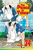 Konomi, Takeshi: The Prince of Tennis, Vol. 34