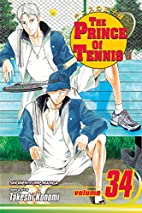 The Prince of Tennis, Volume 34 by Takeshi…