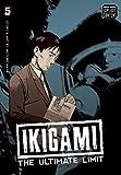 Acheter Ikigami volume 5 sur Amazon