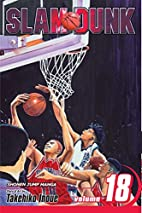 Slam Dunk, Volume 18 by Takehiko Inoue