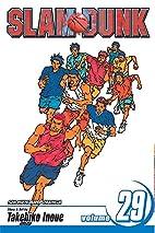 Slam Dunk, Vol. 29 by Takehiko Inoue