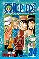 Acheter One Piece volume 34 sur Amazon