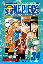 One Piece, Volume 34: The City of Water,…