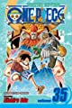 Acheter One Piece volume 35 sur Amazon