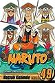 Acheter Naruto volume 49 sur Amazon