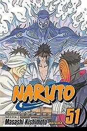 Naruto, Vol. 51: Sasuke vs. Danzo! by…