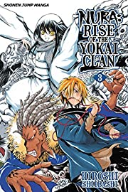 Nura: Rise of the Yokai Clan, Vol. 3 (3) by…