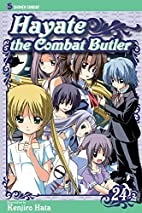 Hayate the Combat Butler, Vol. 24 by Kenjiro…