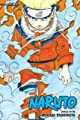 Acheter Naruto 3-in-1 volume 1 sur Amazon