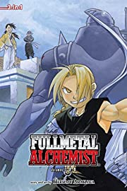 Fullmetal Alchemist, Vol. 7-9 (Fullmetal…
