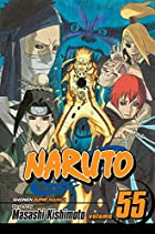 Naruto, Volume 55 by Masashi Kishimoto