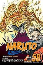 Naruto, Volume 58: Naruto Vs. Itachi by…