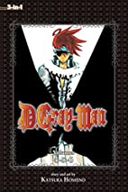 D.Gray-man (3-in-1 Edition), Vol. 4-5-6 by…