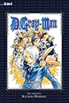 D.Gray-man (3-in-1 Edition), Vol. 3:…