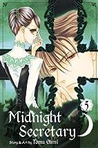 Midnight Secretary, Vol. 5 by Tomu Ohmi
