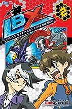 LBX: Artemis Begins, Vol. 2 by Hideaki Fujii