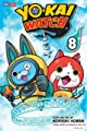 Acheter Yo-Kai Watch volume 8 sur Amazon