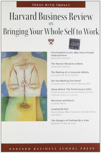 harvard-business-review-on-bringing-your-whole-self-to-work-harvard-business-review-paperback-series