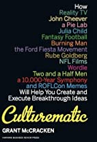 Culturematic: How Reality TV, John Cheever,…