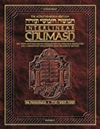 Schottenstein Interlinear 1 Vol Complete…