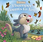 Disney Bunnies: Thumper Counts to Ten by…