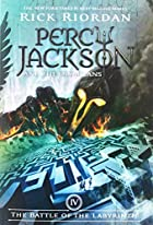 Percy Jackson and the Olympians, Book Four:…