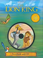 The Lion King Storybook and CD by Parragon