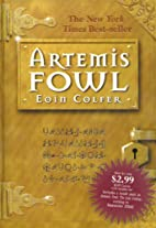 Artemis Fowl Book 1 by Eoin Colfer