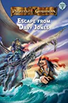 Pirates of the Caribbean: Escape from Davy…