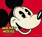 The Mickey Mouse Treasures by Robert Tieman