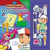 Kelman, Marcy: Pre-School Skills (Disney Handy Manny)
