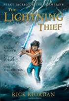 The Lightning Thief: The Graphic Novel by…