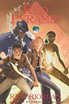 The Red Pyramid: The Graphic Novel, Book 1…