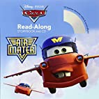 Cars Toons Air Mater Read-Along Storybook…
