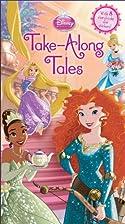 Disney Princess Take-Along Tales: With 8…