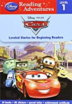 Reading Adventures Cars level 1 Boxed Set by…