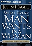 Hagee, John: What Every Man Wants in a Woman; What Every Woman Wants in a Man