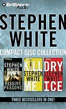 Stephen White CD Collection 1 [Abridged…