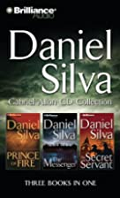 Daniel Silva Gabriel Allon CD Collection:…