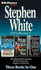 Stephen White CD Collection 2 [Abridged…