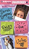 Rupp, Rebecca: Sarah Simpson's Rules for Living
