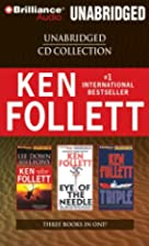 Ken Follett CD Collection: Lie Down With…