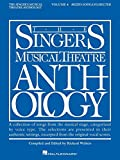 Hal Leonard Corp: The Singer&#39;s Musical Theatre Anthology: Mezzo-Soprano/Belter