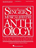 Hal Leonard Corp: The Singer&#39;s Musical Theatre Anthology: Baritone/bass  A collection of songs from the muscial stage, categorized by voice type
